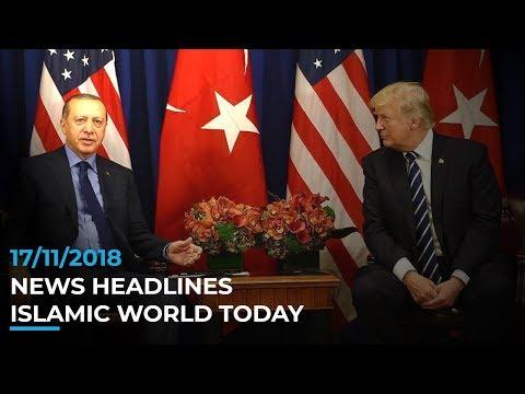 NEWS HEADLINES IN 60 SECONDS | 17 NOVEMBER 2018 | ISLAMIC WORLD TODAY