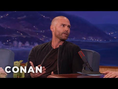 Seann William Scott Has No Idea Why His Name Is Spelled That Way  - CONAN on TBS