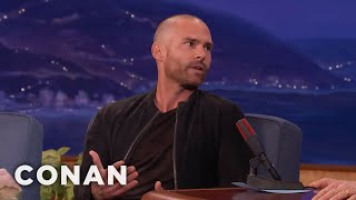 Seann William Scott Has No Idea Why His Name Is Spelled That Way  - CONAN on TBS thumbnail