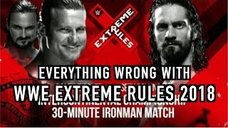 Episode #358: Everything Wrong With WWE Extreme Rules 2018