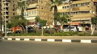 قوات المظلات المصرية - شارع الطيران يوم الجمعة 8 نوفمبر