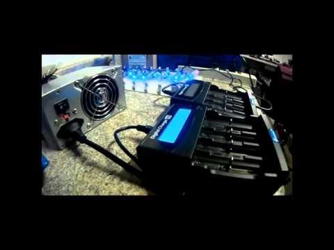 Diy Tesla Powerwall Ep2 charging and capacity testing
