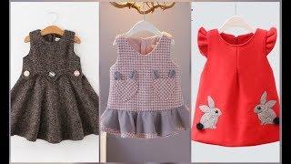 Платье для девочки / Qizaloqlar uchun kuzgi - qishki koʻylak fasonlari