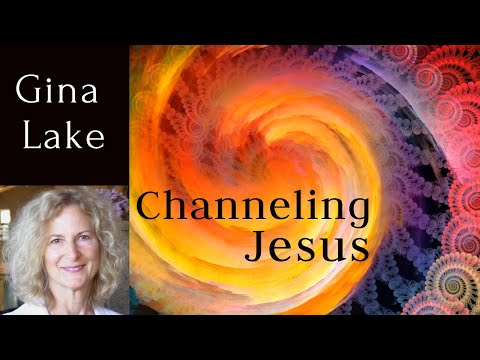 Channeling Jesus: Grace And The Spiritual Journey, Part 1 Of 4