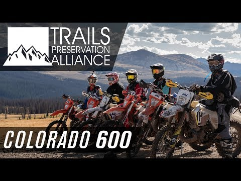 Trails Preservation Alliance | Colorado 600