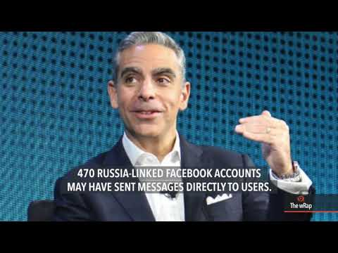 Russia may have used Messenger to influence U.S. elections – Facebook