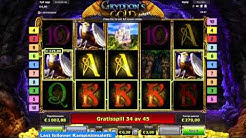 Gryphon`s Gold Deluxe - Big Win