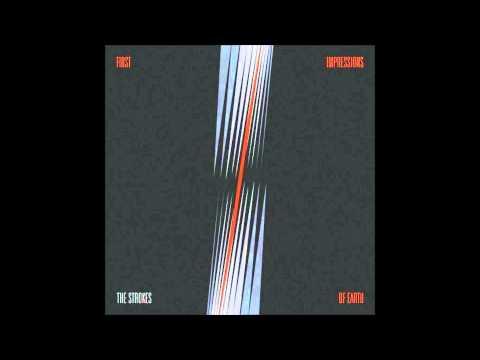 The Strokes - Red Light (Lyrics)