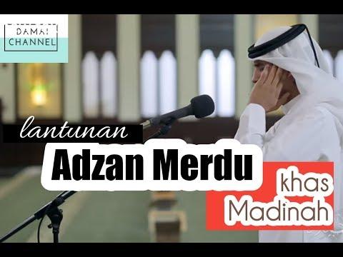 Adzan paling merdu Madinah