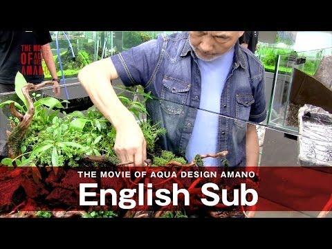 [ADAview] THE MOVIE OF AQUA DESIGN AMANO [ side:layout ] -English sub.