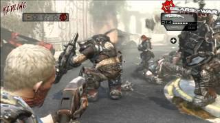 Gears of War Judgment - Seahorse Hills - Section 1 /Xbox 360/ (HUN)