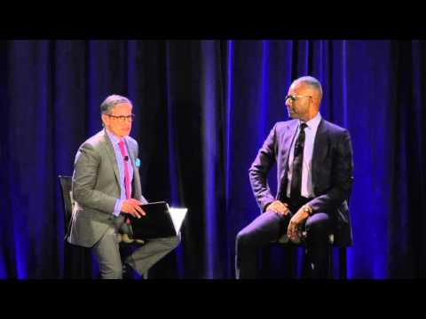 2016 MassBio Annual Meeting - Fireside Chat: Tony Coles