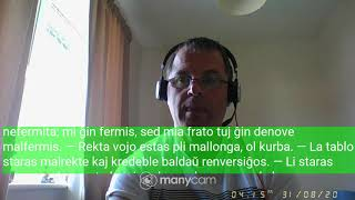 Fundamento De Esperanto Ekzerco 33   kiel tiel