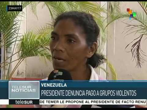 Padres del joven venezolano incinerado por opositores en Altamira, cuentan los hechos
