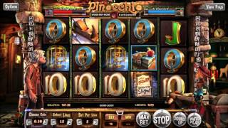 Pinocchio™ free slots machine game preview by Slotozilla.com