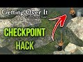 Getting Over It Checkpoint Hack/Cheat + Download Game [Free]