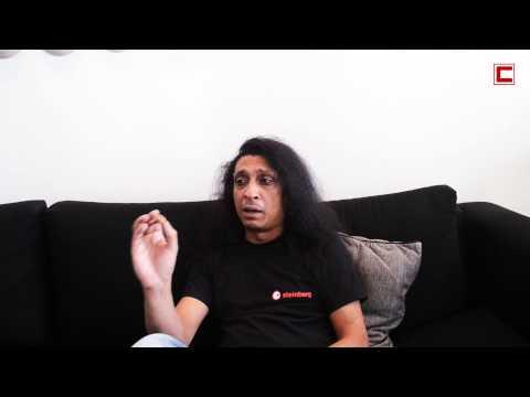 Interview with Chitral 'Chity' Somapala - Sri Lankan Rock Idol