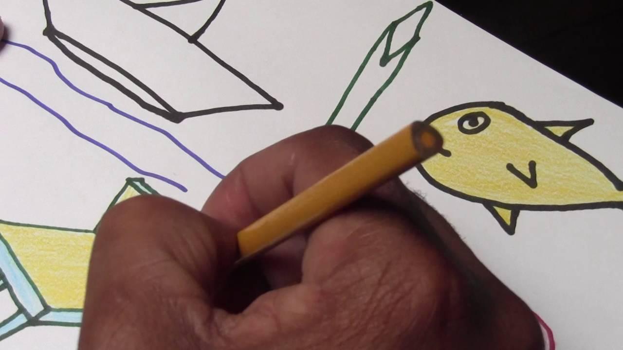 curso de desenho infantil para crianÇa aula n 01 youtube