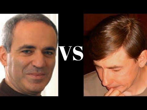 Amazing Game : Garry Kasparov vs Evgeny Bareev - Linares 1993 - Bishop