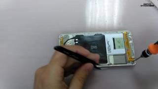 Samsung a510f A5 2016. Разбор, ремонт, замена дисплея