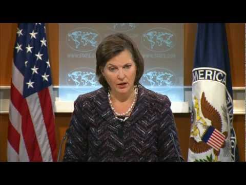 Daily Press Briefing: January 22, 2013