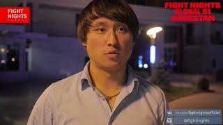 Сангаджи Тарбаев о турнире FIGHT NIGHTS GLOBAL 51 DAGESTAN