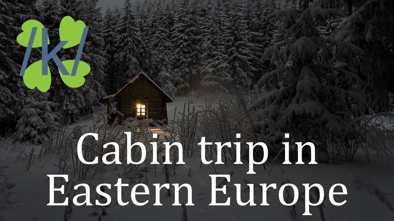 4chan greentext - /k/ - Cabin trip in Eastern Europe