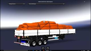 Pack de reboques para ets2 1.23x e 1.22x COMPATIVEL COM EAA E RBR + Download