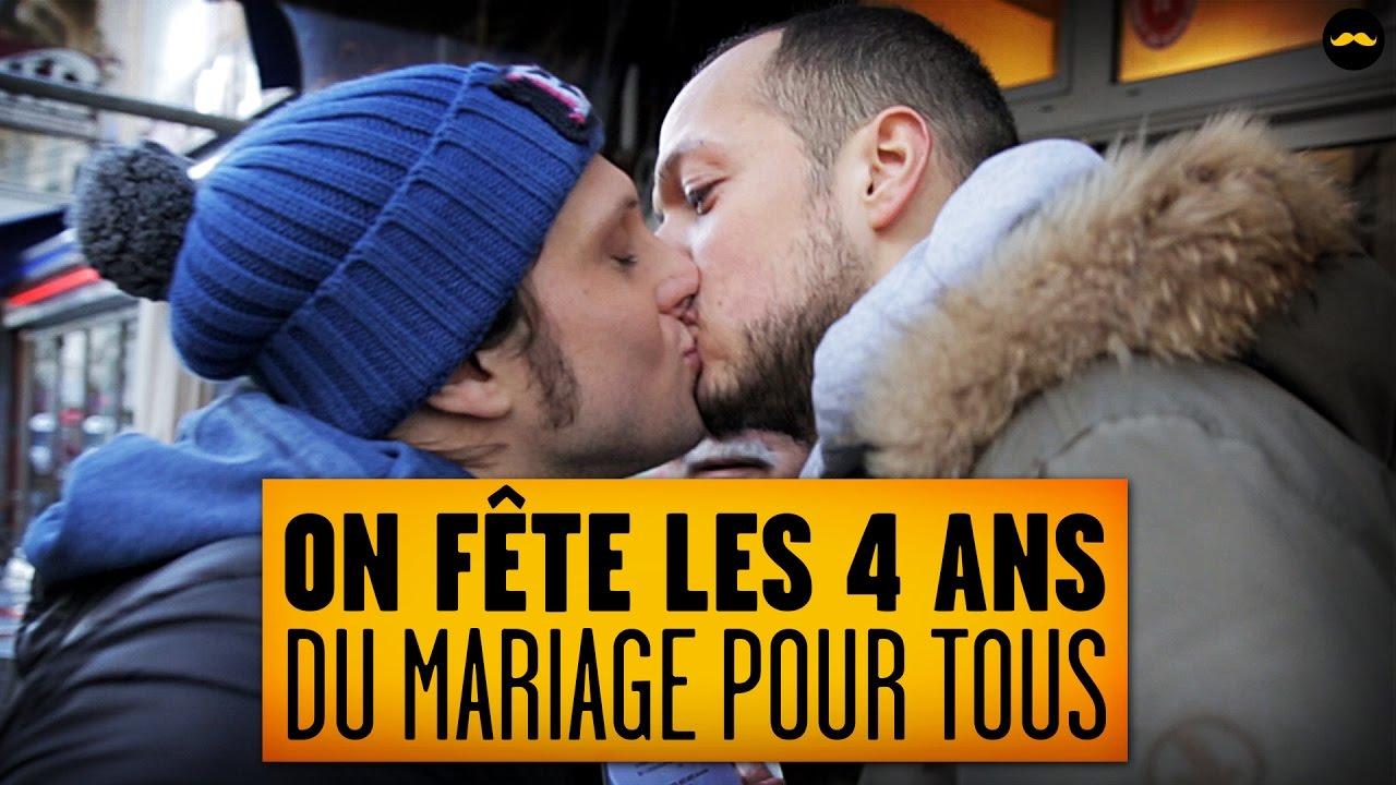 Tellement vrai vive le marriage homosexual marriage