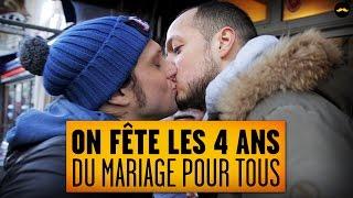 On fête les 4 ans du Mariage pour tous ! (McFly & Carlito)