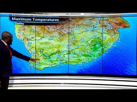 SA Weather | Sunday, 23 April 2019 | #SABCWeather