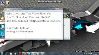 How To Download And Install Camtasia Studio 8 By NEON_STAR