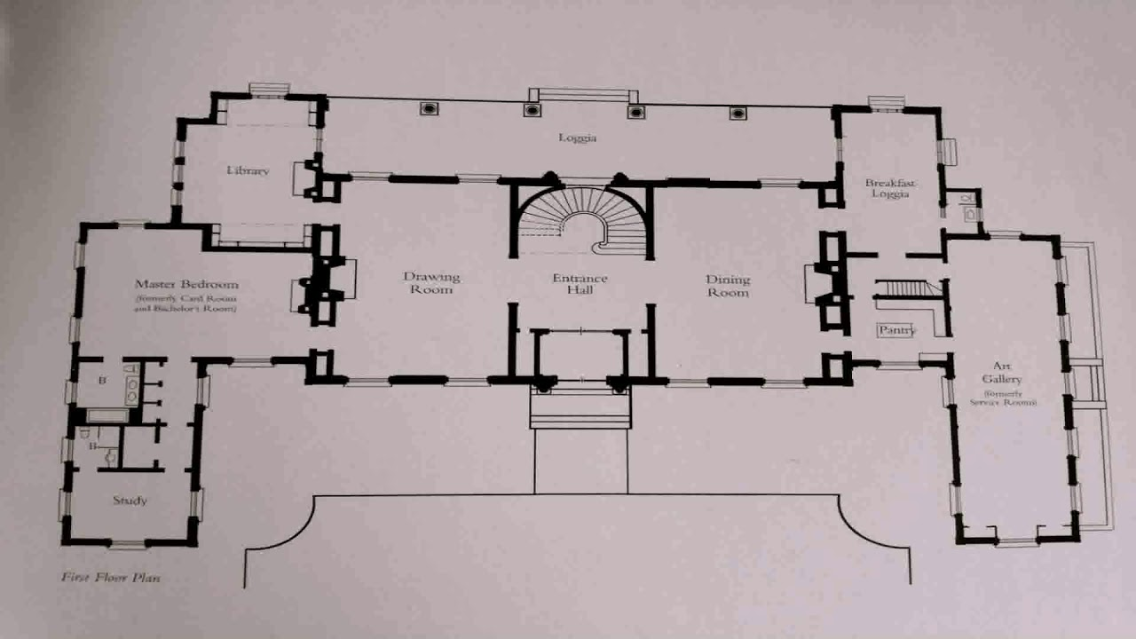 House Floor Plan Of Mr And Mrs Smith - YouTube