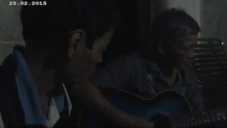 Nhac bolero guitar 19.  Đêm Xuân Ngoại Ô Buồn