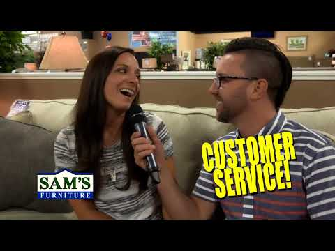 What Do Customers Love About Sams Furniture Commercial