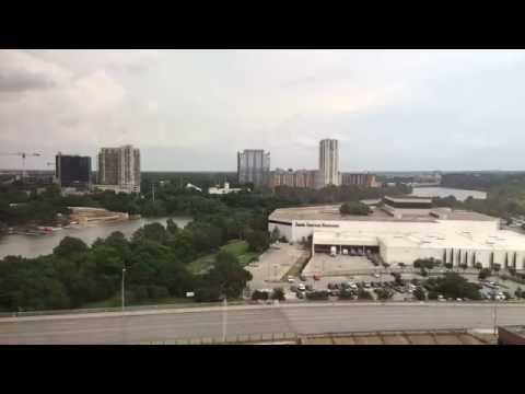 Austin, TX Town Lake and American Statesman Time Lapse
