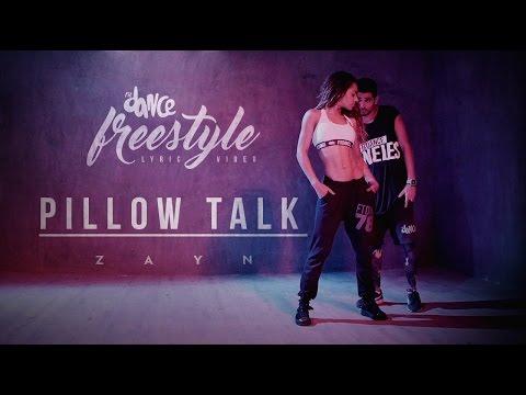 PILLOWTALK - Zayn - FreeStyle Lyric Video - FitDance Life
