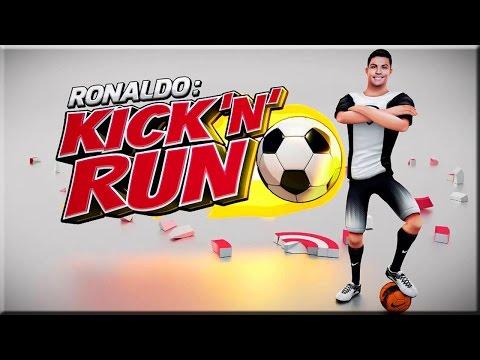 Cristiano Ronaldo: Kick'n'Run (Mobile Game)