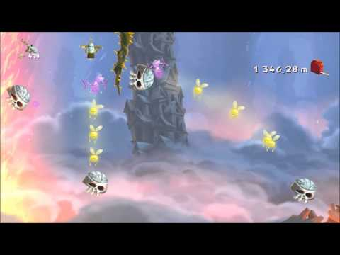 Rayman Legends - Daily Extreme Challenge 13/09/13 | Diamond Cup