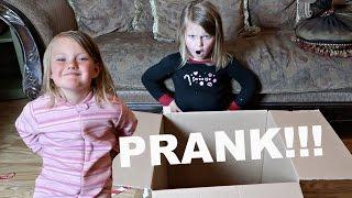 EARLY BIRTHDAY PRESENT PRANK!!!