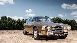 #3492. Jaguar XJ 1968-1973 (классное видео)