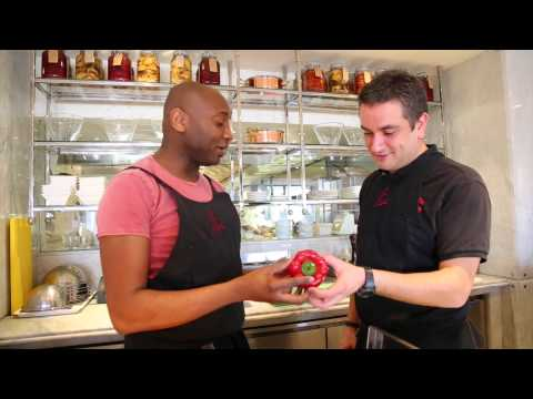 La Petite Maison: In the Kitchen with Chef Patron Raphael Dontoye