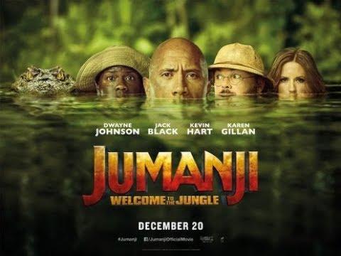 Jumanji Welcome to the Jungle (2017) Movie Review aka After I Saw