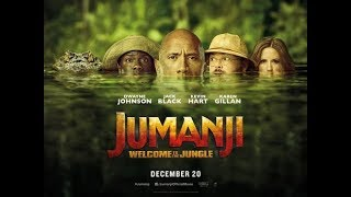 Jumanji Welcome to the Jungle (2017) Movie Review aka After I Saw