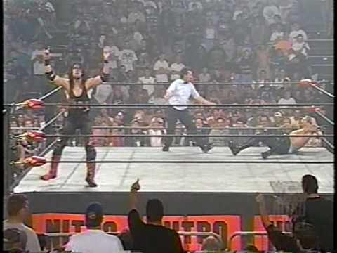 Syxx vs  DDP - WCW Monday Nitro 7/28/97 (HQ)