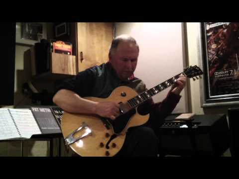 Pat Metheny: The Sun in Montreal  (afternoon jam)