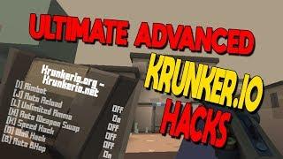 Krunker io hacks download