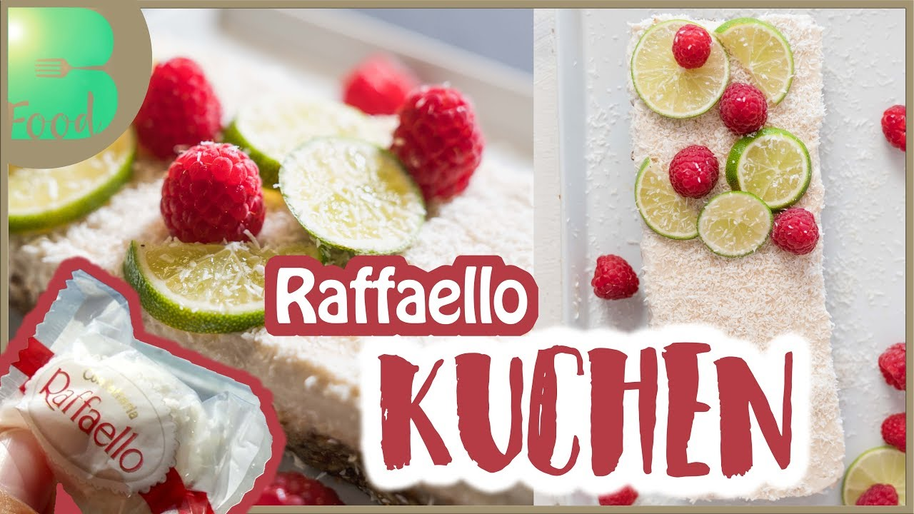raffaello torte ohne backen no bake fitness kokos kuchen mega geschmack youtube. Black Bedroom Furniture Sets. Home Design Ideas