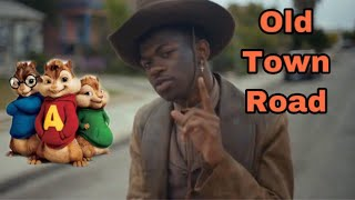 Baixar Alvin and Chipmunks SING Lil Nas X - Old Town Road