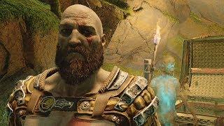 God Of War - God Of War 3 Funny Easter Egg/Reference